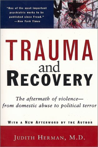 Trauma and Recovery 9780465087303