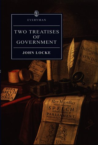 Two Treatises of Government Two Treatises of Government 9780460873567