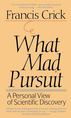What Mad Pursuit 9780465091386