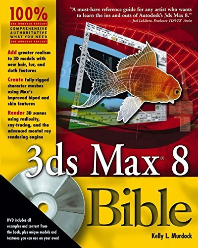 3ds Max 8 Bible [With DVD] 9780471786184
