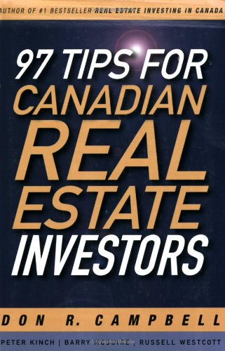 97 Tips for Canadian Real Estate Investors 9780470838082