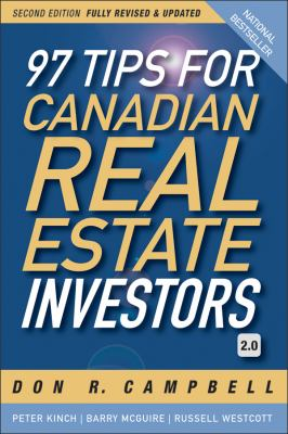 97 Tips for Canadian Real Estate Investors 9780470963630