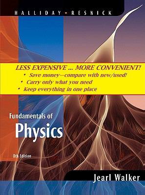 Fundamentals of Physics, Binder Ready Version 9780470008102