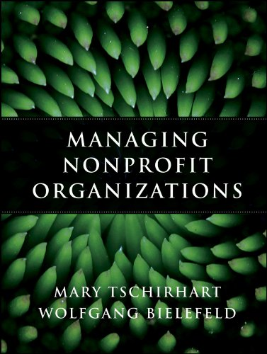 Managing Nonprofit Organizations 9780470402993