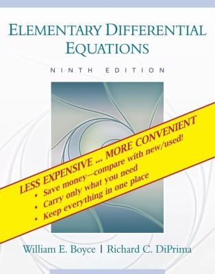 Elementary Differential Equations 9780470404041