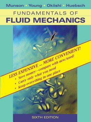 Fundamentals of Fluid Mechanics 9780470418253