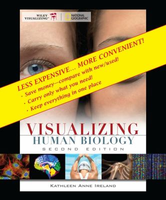 Visualizing Human Biology, Second Edition Binder Ready Versivisualizing Human Biology, Second Edition Binder Ready Version on 9780470418420