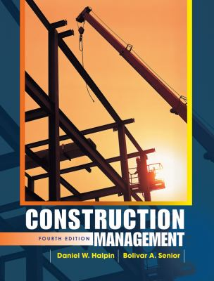 Construction Management 9780470447239