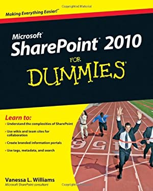 Microsoft SharePoint 2010 for Dummies 9780470476437