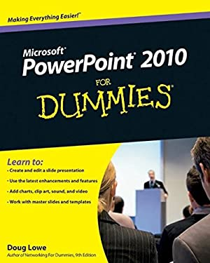 PowerPoint 2010 for Dummies 9780470487655