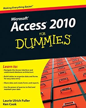 Access 2010 for Dummies 9780470497470
