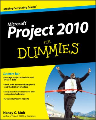 Project 2010 for Dummies 9780470501320