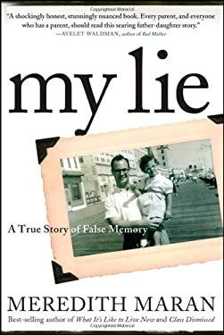 My Lie: A True Story of False Memory 9780470502143