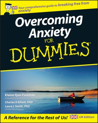 Overcoming Anxiety for Dummies 9780470511763
