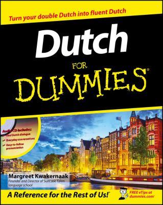 Dutch for Dummies 9780470519868
