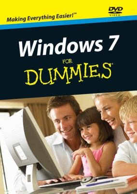 Windows 7 for Dummies, Video 9780470521021