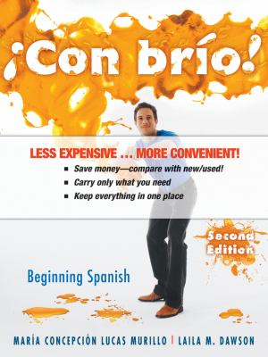 Con Bro! 2nd Edition Student Text W/ Audio CDs Binder Ready Version 9780470546895