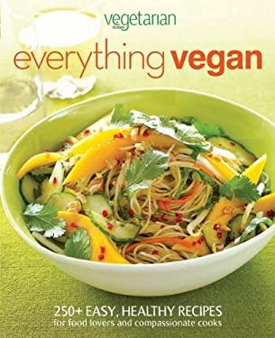 Vegetarian Times Everything Vegan 9780470547885