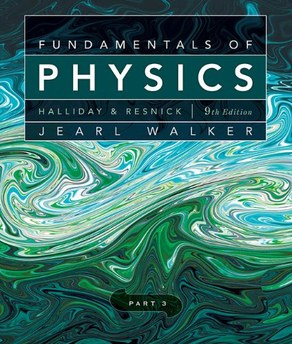 Fundamentals of Physics, Chapters 21-32 9780470547939