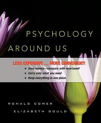 Psychology Around Us, Binder Version 9780470556283