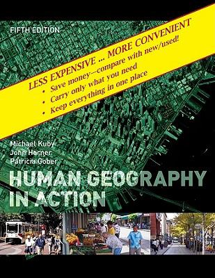 Human Geography in Action 9780470556405