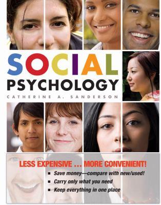 Social Psychology, Binder Version 9780470556467