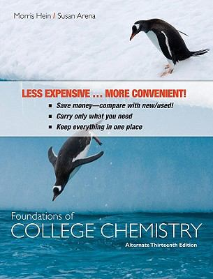 Foundations of College Chemistry 9780470556542