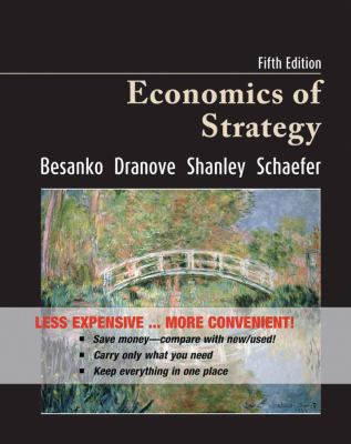 Economics of Strategy, Binder Version 9780470556665