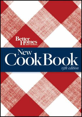 Better Homes and Gardens New Cook Book 9780470560778