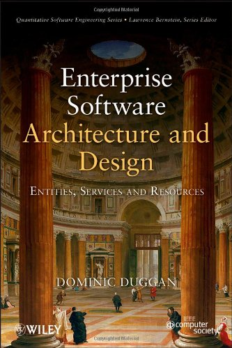 Enterprise Software Architecture and Design: Entities, Services, and Resources 9780470565452