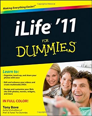 iLife '11 for Dummies 9780470581728
