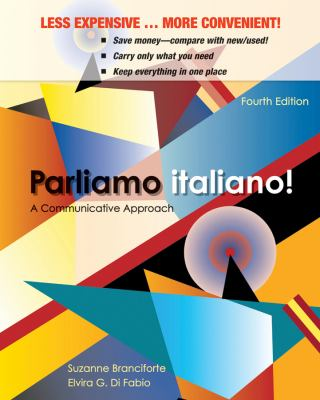 Parliamo Italiano!, Fourth Edition Binder Ready Version 9780470584989