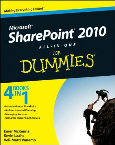 Sharepoint 2010 All-In-One for Dummies 9780470587164