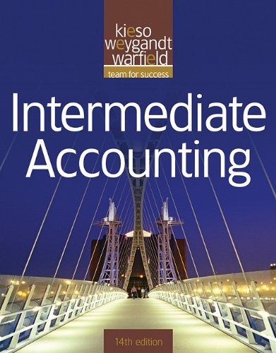 Intermediate Accounting 9780470587232