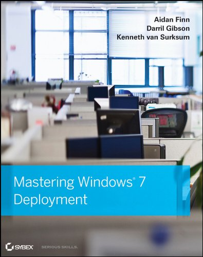 Mastering Windows 7 Deployment 9780470600313