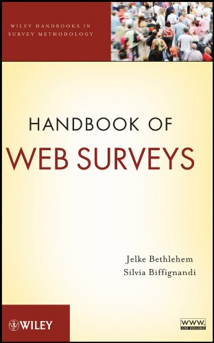 Handbook of Web Surveys 9780470603567