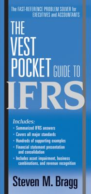 The Vest Pocket Guide to IFRS 9780470619476