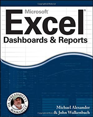 Excel Dashboards & Reports 9780470620120