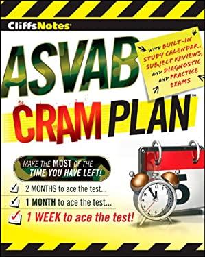 CliffsNotes ASVAB Cram Plan 9780470620243