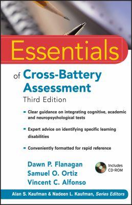 Essentials of Cross-Battery Assessment 9780470621950