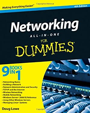 Networking All-In-One for Dummies 9780470625873