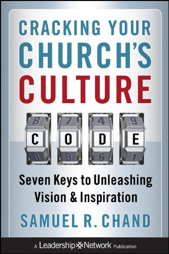 Cracking Your Church's Culture Code: Seven Keys to Unleashing Vision and Inspiration 9780470627815