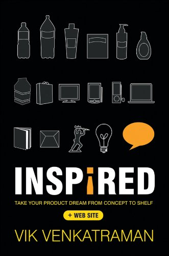 Inspired!: Take Your Product Dream from Concept to Shelf - Venkatraman, Vik