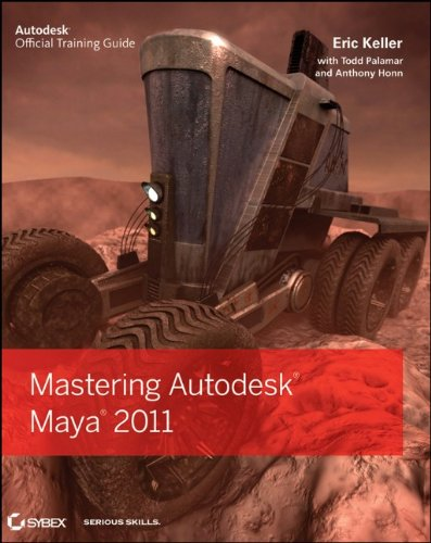 Mastering Autodesk Maya 2011 9780470639351