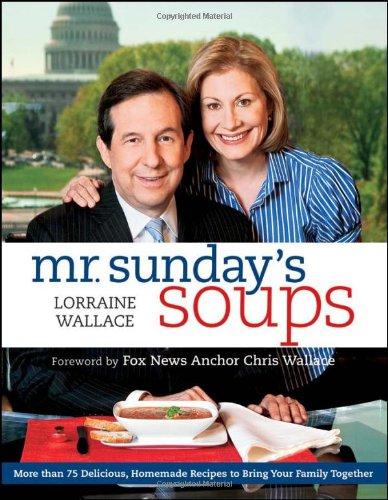 Mr. Sunday's Soups 9780470640227