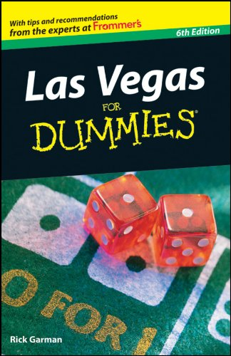 Las Vegas for Dummies 9780470643754