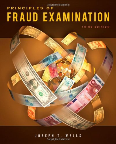 Principles of Fraud Examination 9780470646298