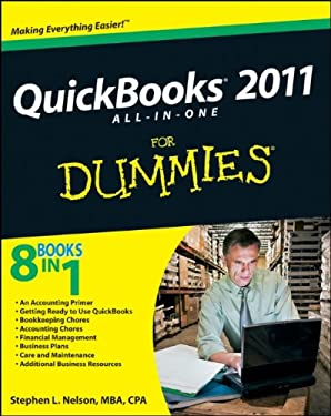 QuickBooks 2011 All-In-One for Dummies 9780470646502