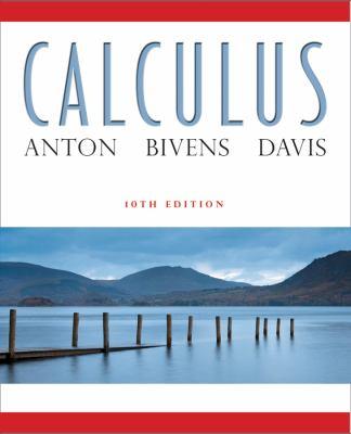 Calculus 9780470647721
