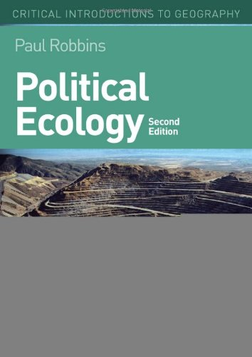 Political Ecology: A Critical Introduction 9780470657324